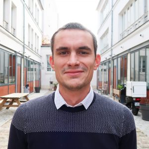 Grégory Desmaziers cofondateur de APPETIA